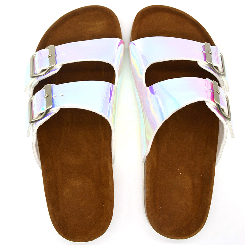 Pakistani Genuine Leather Sandals Custom Slides China